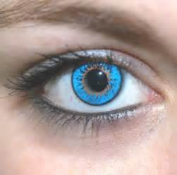 blue non prescription colored contacts coloured contact lens wearers at high risk of eye