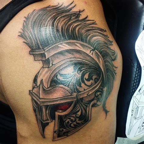 spartan tattoo 90 legendary spartan ideas discover the meaning