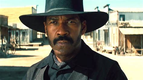 film cowboy recent the magnificent seven official trailer 2 2016 denzel