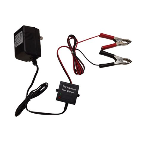 boat battery trickle charger 12v automatic battery float charger indicator trickle