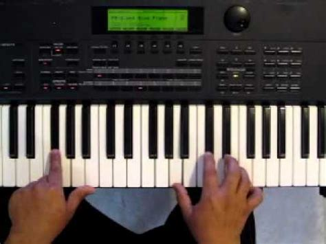tutorial piano hosanna hosanna marco barrientos tutorial piano carlos youtube