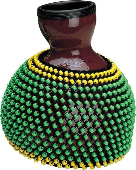 beaded gourd instrument the sounds of africa shekere afrobeats going global