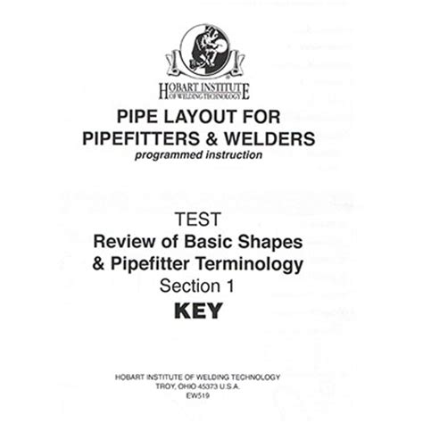 pipe template layout by thomas w frankland pipe layout for welders fitters archives hobart