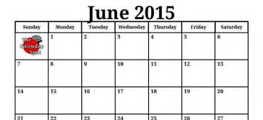 2015 calendar template pdf 7 best images of blank june 2015 calendar printable