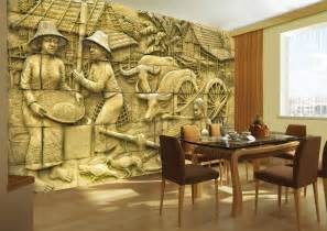 Wall Murals 3d pics photos 3d wall murals for your home interior why