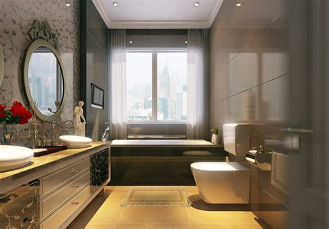 Luxury Modern Bathroom Ideas 25 Modern Luxury Bathroom Designs