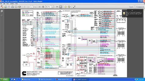 diagrams isx ecm wiring diagram cummins 8 3 ecm wiring