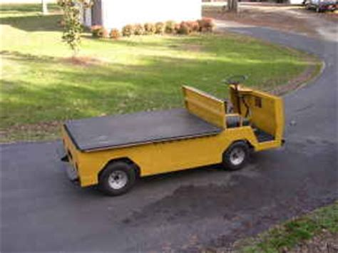 Craigslist Raleigh Farm And Garden by Cushman Flatbed Truck Great For Yard Work Or Play