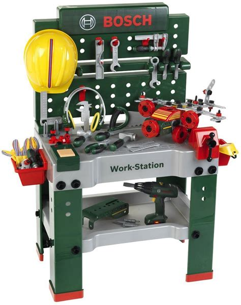 bosch toy tool bench bosch no 1 2016 children kids work station workbench tool