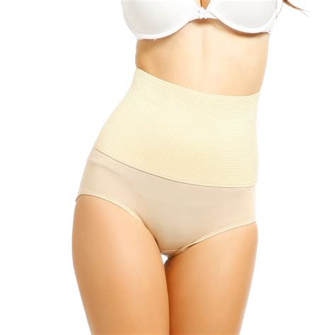 panty girdle after c section postnatal postpartum body tummy high waist control shaping