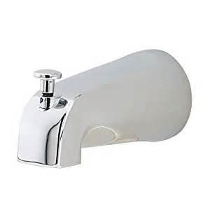 Bath Shower Diverter Price Pfister 015 150a Chrome 5 Quot Quick Connect Tub Shower