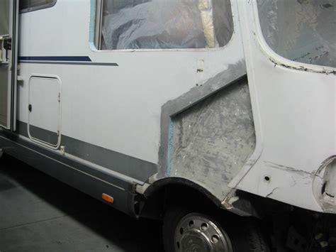 Wohnwagen Aussenhaut Lackieren by Reparaturen Caravan Fachbetrieb