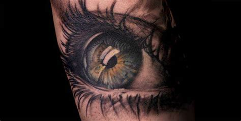 eyeball tattoo artist realistic eye tattoos watch over the world 171 tattoo