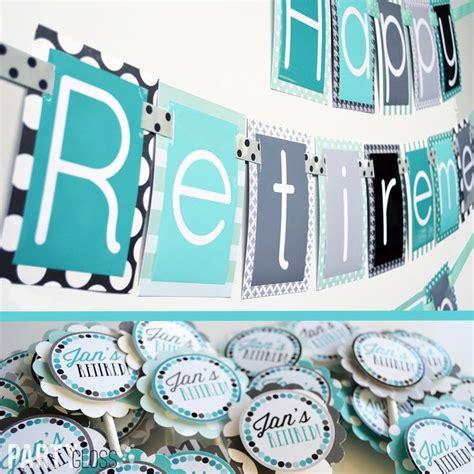retirement centerpieces ideas best 25 retirement decorations ideas on