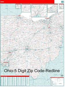 Ohio Zip Codes Map by Alfa Img Showing Gt Ohio Postal Code Map
