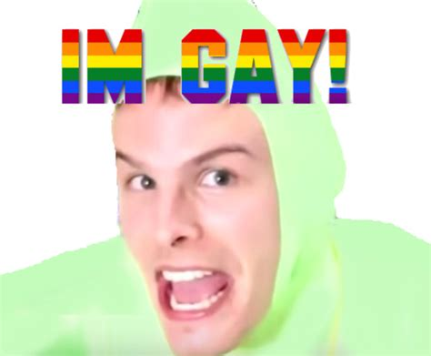 Im Gay Meme - quot i m gay idubbbz quot stickers by lovell217 redbubble
