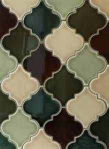 Antique White Bath Vanity Arabesque Ceramic Tile