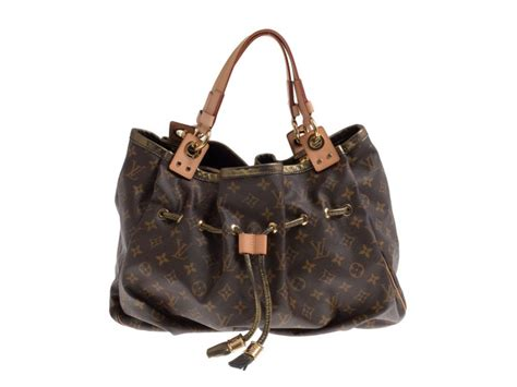 auth pre owned louis vuitton monogram irene