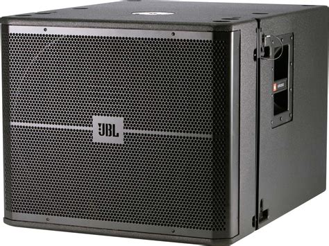 Speaker Jbl Vrx jbl vrx918sp 18 quot active line array subwoofer agiprodj