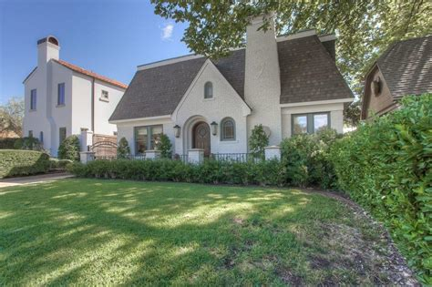 fort worth vintage homes for sale pre war post war