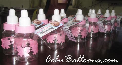 Christening Giveaways Baby Girl Philippines - christening giveaways cebu giveaways personalized items party souvenirs