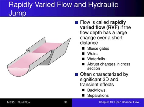 Jump Flow ppt chapter 13 open channel flow powerpoint