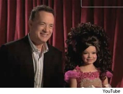 toddlers tiaras with tom hanks tom hanks new stage dad on toddlers tiaras video