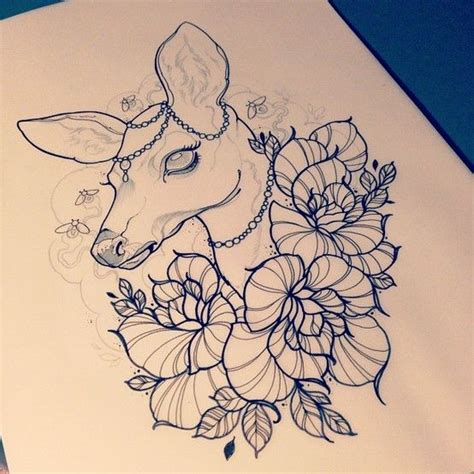 tattoo idea quiz in the near future i ll probably end up getting a deer