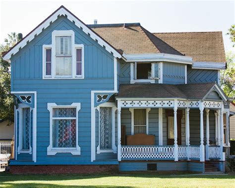 houses of blue photos to inspire your next paint