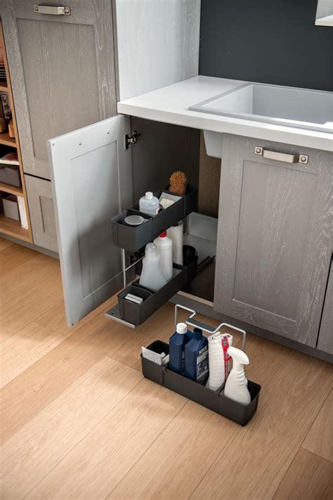 accessori interni per mobili cucina disordine addio