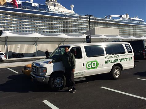 Car Service To New York Cruise Port by Shuttle To And From Manhattan Cruise Terminal