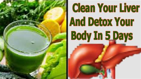 How To Detox Liver In 3 Days by Clean Your Liver And Detox With This Drink For 5 Days