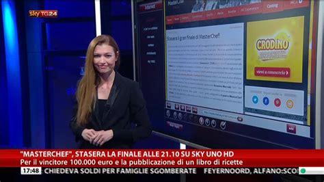 carlotta mantovan sky carlotta mantovan 15 telegiornaliste fans forum