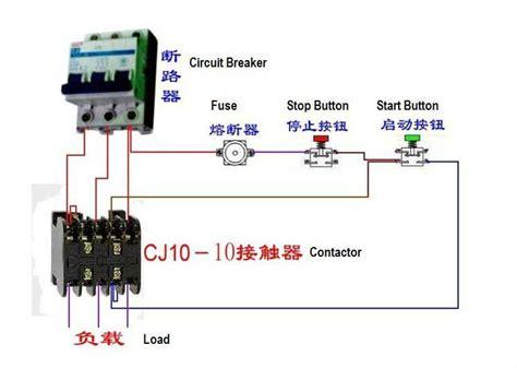 circuit breaker contactor loop buy circuit