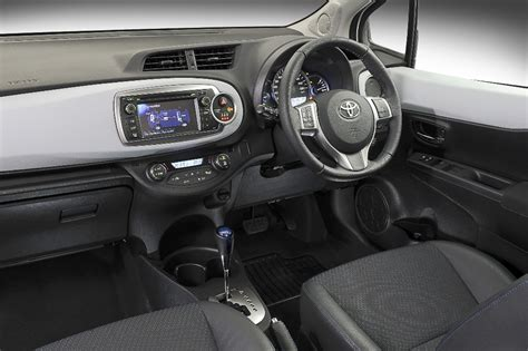 2013 Yaris Interior by The All New Toyota Yaris Hsd