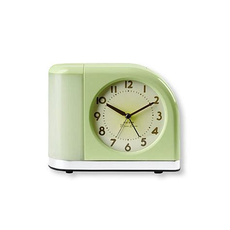 alarm clock that wakes you up with light instead of a loud buzz the moon beam alarm clock 49