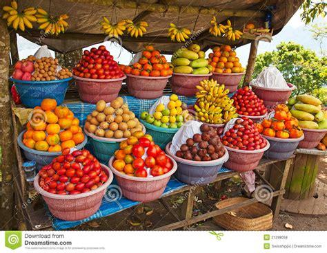 frutti free z price open air fruit market stock photo image of asian