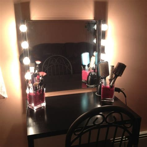 best bathroom lighting for putting on makeup the 25 best plug in vanity lights ideas on pinterest