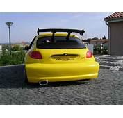 Peugeot 206 WRC Miniature Tuning Jaune Solido 1/18