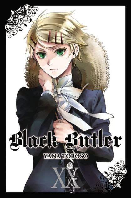 Black Butler Volume 13161717 Yana Toboso black butler volume 20 by yana toboso paperback barnes
