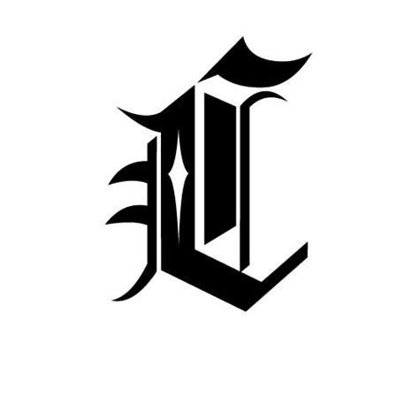 Exemple De Lettre Gothique Tatouage 233 Criture Gothique Mod 232 Le Tatouage Lettres Gothiques Symbolique Des 233 Critures