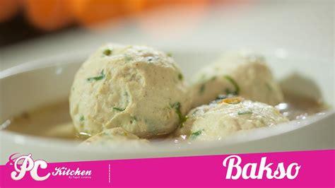 cara membuat bakso youtube resep cara membuat bakso kuah puput carolina youtube