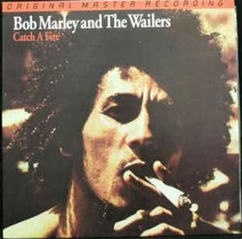 bob marley biography catch a fire bob marley and the wailers catch a fire vinyl lp