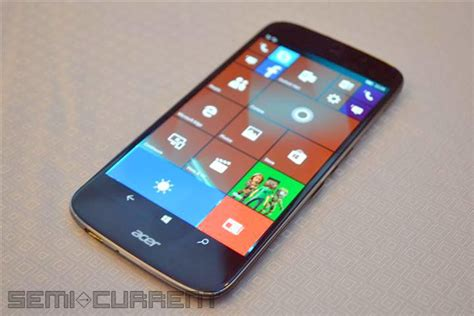 Harga Acer Windows Phone ini harga smartphone windows 10 acer okezone techno
