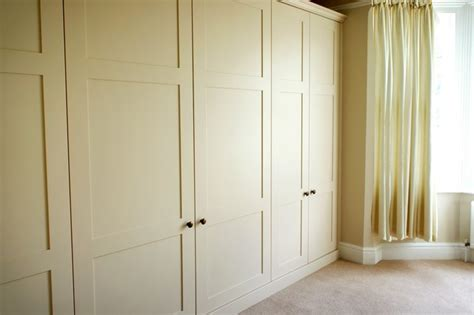 built in bedroom wardrobes modern closet oxfordshire