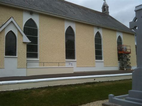 church in carrignavar cork painting and decorating by home painting contractor