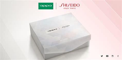 Di Shiseido Jakarta oppo bocorkan gambar kemasan perangkat edisi khusus dengan