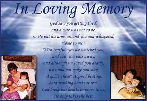in loving memory tattoo quotes