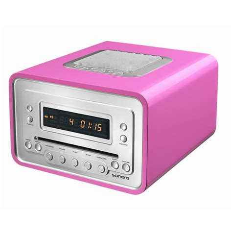 design radiowecker sonoro design cd mp3 radiowecker cubo neue ausf 252 hrung