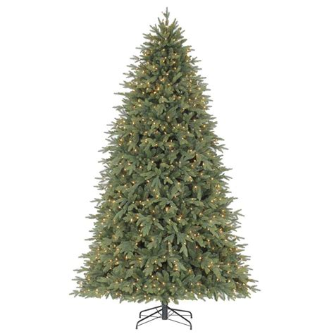 12 ft monterey fir quick set artificial christmas tree
